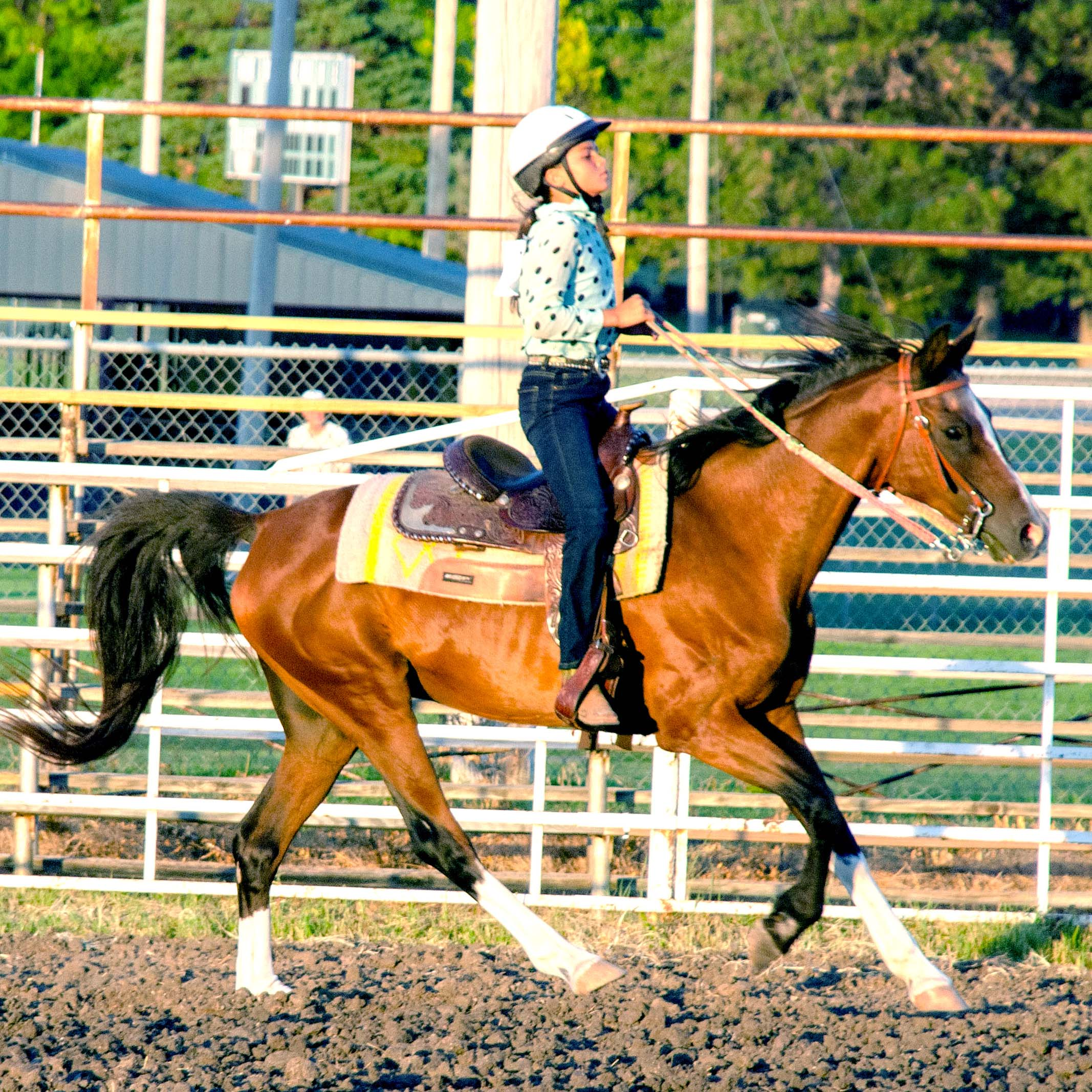 Brian Mosiman of Grab 'n' Go Hot Dogs was a food vendor at Peabody Cruise downtown Sunday. Mosiman helped Linda Martinez, Peabody, load a ballpark frank for her husband Paul, who was minding his own booth of burritos across the street. Mosiman lives in Emporia and has been operating a food cart for about a year.